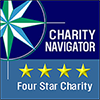 Charity Navigator 4-Star Charity